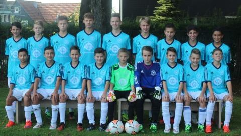 L�tterkusen: Die C1- Junioren des FC Remscheid