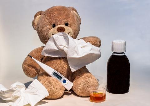 Lütterkusen: Alle krank. Gute Besserung. Foto: Symbolfoto