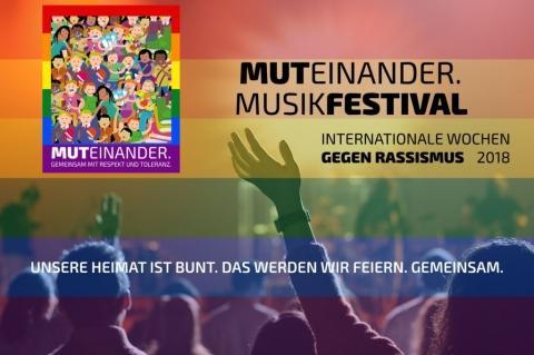 Lütterkusen: Unsere Heimat ist bunt und das wollen wir gemeinsam feiern. Den hässlichen Fratzen von Intoleranz, Rassismus und Gewalt strecken wir unsere tanzenden Hintern entgegen.